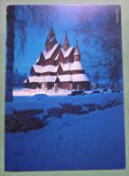 Norwegen Christmas / Weihnachten Maximumkarten Briefmarken 1993 - Christmas