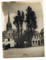 Photographie   17 Cm  X  23 Cm  Ancienne  Kaffée  Hale - Lieux