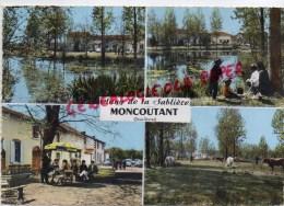 79 -  MONCOUTANT - ETANG DE LA SABLIERE - Moncoutant