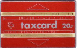 SUISSE LANDIS VERY OLD CARD 20FCH N� 608A..... UT