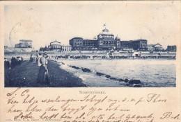 Scheveningen 1899 Oude Briefkaart! - Scheveningen