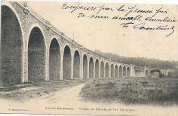 Hauts De Seine : Issy Les Moulineaux, Viaduc Du Chemin De Fer Electrique, Precurseur - Issy Les Moulineaux