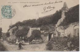 78 LIMAY  Ermitage De Saint-Sauveur - Limay