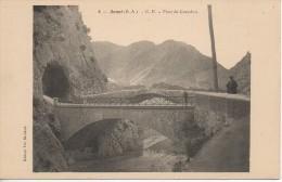 04 ANNOT  Pont De Gueydan - France