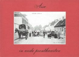 Asse in oude prentkaarten 76blz ed. 1979 europese bibliotheek