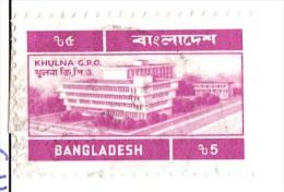 Bangladesh Scott   242A Used VF Post Office Building - Bangladesh