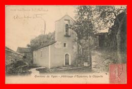 30 Gard Le Vigan Chapelle    (scan Recto Et Verso ) - Le Vigan