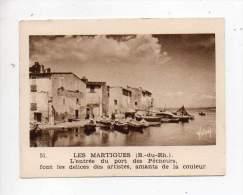 Image / Chromo - Les Martigues, L'entrée Du Port Des Pêcheurs ..... - Chromos
