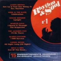RHYTHM & SOUL N° 1 Stevie Wonder - Soul - R&B