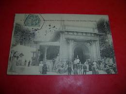Exposition Coloniale Pavillon Des Forets  D Algerie - Exhibitions