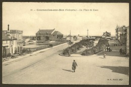 COURSEULLES La Plage De Caen (BF) Calvados (14) - Courseulles-sur-Mer
