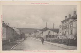 CHATENOIS - La Gendarmerie - Grande Rue - Chatenois