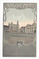 10832 - Vysoké Myto - Tchéquie