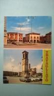 Travagliato - Piazza Della Libertà Municipio E Torre Civica - Brescia