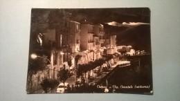 Ortona - Via Orientale (notturno) - Chieti