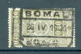 """BELGIE - OBP Nr TR 140 - Cachet  """"BOMAL"""" - (ref. VL-2467) - Spoorwegen"""