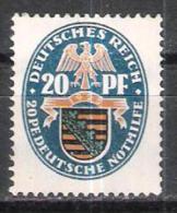 Reich N° 370 Neuf ** - Allemagne