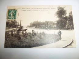 2xcm - CPA  N°506 - LILLE ROUBAIX - Par Le Nouveau Boulevard, Sortie Du Parc Barbieux - Tramway  - [59] Nord - Lille