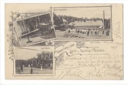 10835 -  Lazné Kateriny Pocéthéch Lawn Tennis Kuzelnik - Tchéquie