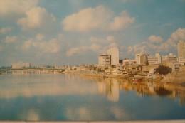 IRAQ ,العراق  BAGHDAD VIEW OF TIGER RIVER BAGHDAD - Iraq