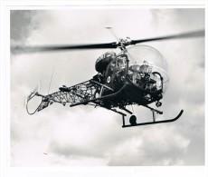 AVION    -    HELICOPTERE  -   17 X 22 Cm. - Aviación