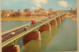 IRAQ ,العراق  BAGHDAD JAMHOURIYA BRIDGE BAGHDAD - Iraq