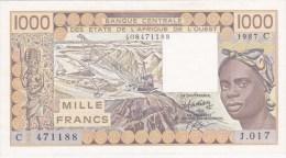 Banque Centrale Des Etats De L'Afrique De L'Ouest. C Burkina Faso - Burkina Faso