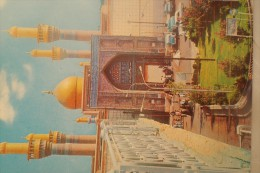 IRAQ ,العراق  BAGHDAD THE MAUSOLEUM OF IMAM MOUSSA AL - KADHIM AND IMAM MOHAMED AL J - Iraq
