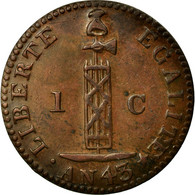 Monnaie, Haïti, Centime, 1846, SUP, Cuivre, KM:25.1 - Haïti