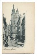 10844 -  Gruss Aus Prag Die Brückengasse - Tchéquie