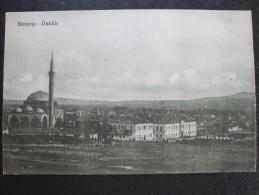 Old Postcard - Üsküb, Skopje, Skoplje, Skopie, Uesküb (WWI). - Macedonia