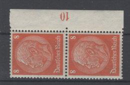 Deutsches Reich Michel No. 517 ** postfrisch mit Bogennummer