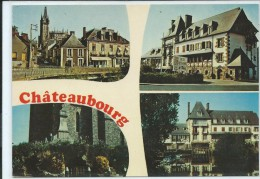 Châteaubourg-Multi-vues-(CPM). - Andere Gemeenten