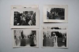 """Lot de 26 photographies de Mons """"Doudou"""" 1945 + """"Cort�ge historique"""" 1930 + """"Jeu de l'Agneau"""" 1946+ plusieurs n�gatifs"""