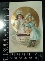CHROMO CHOCOLAT SUCHARD S29 Tasse Géante - Suchard
