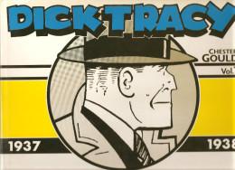 Dick Tracy Par Chester Gould 1937-1938 Volume N°1 De 1981 Editions Futuropolis - Livres, BD, Revues