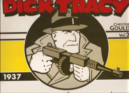 Dick Tracy Par Chester Gould 1937 Volume N°2 De 1982 Editions Futuropolis - Livres, BD, Revues
