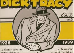 Dick Tracy Par Chester Gould 1938-1939 Volume N°3 De 1983 Editions Futuropolis - Livres, BD, Revues