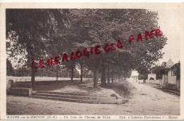 79 -  MAUZE SUR LE MIGNON - UN COIN DU CHAMP DE FOIRE - Mauze Sur Le Mignon