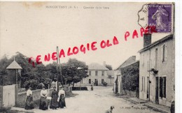79 -  MONCOUTANT - QUARTIER DE LA GARE - Moncoutant