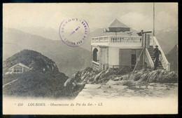 Lourdes. *Observatoire Du Pic Du Jer* Edición Francesa. Nueva. - Astronomía