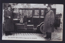 LE GEANT DES ALPES - Célébrités