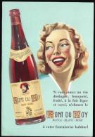 MONT DU ROY vin - SUP