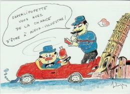 Carte De S.MAGNAN.    Top état!!! Neuve! - Humour