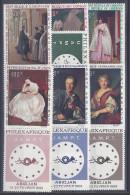 GRANDES SERIES COLONIALES -  PAYS D´EXPRESSION FRANCAISE -  SERIE DES TABLEAUX (14 Pays ) N° 128 à 99 - XX - MNH - TB - - Francia (vecchie Colonie E Protettorati)