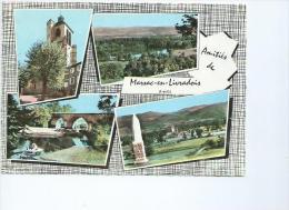 Puy De Dôme.Marsac En Livradois - France
