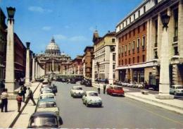 Roma - Via Della Conciliazione - 46-b - Formato Grande Non Viaggiata - Roma