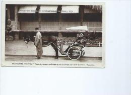Paris.Exposition Coloniale 1931, Voitures Marouf - Expositions