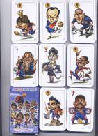 BARAJA ESPAÑOLA, PLAYING CARDS DECK, BARÇA TRIOMFANT DEL  F.C. BARCELONA - Barajas De Naipe