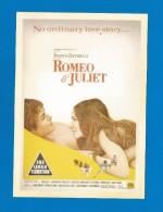 "Postcard   (PC73) , ""  Romeo & Juliet  "" - REPRO - 2 Scan - - Manifesti Su Carta"